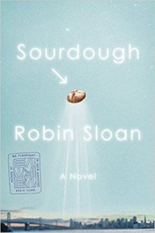 Book cover Sourdough: A novel