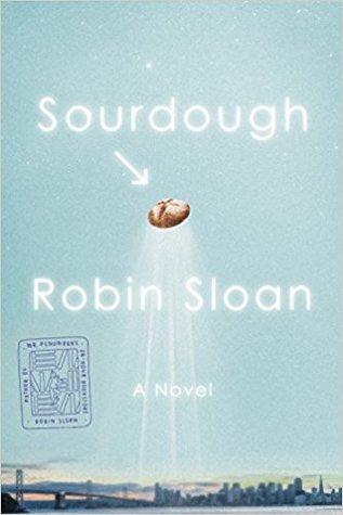 Book cover Sourdough: A novel